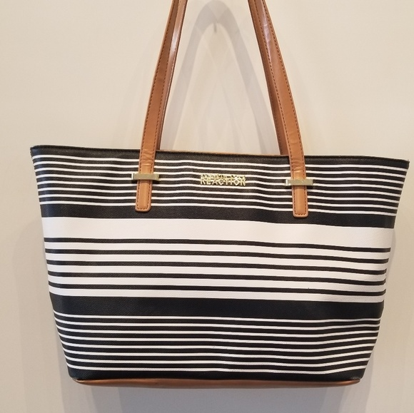 Kenneth Cole Reaction Handbags - Kenneth Cole Reaction Womens Tote Bag EXC